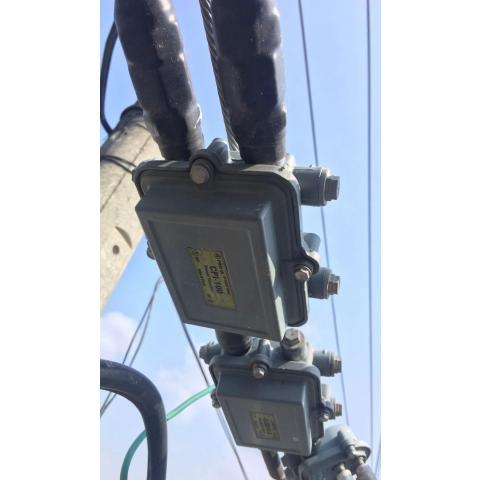 DWC-有線電視專用含膠熱縮套管1