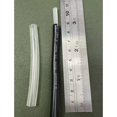 DWCR-透明含膠熱收縮套管